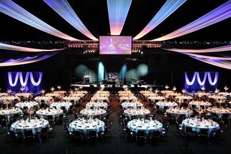 Empresa dedicada a la organización de eventos