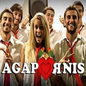AGAPORNIS - CUMBIA POP