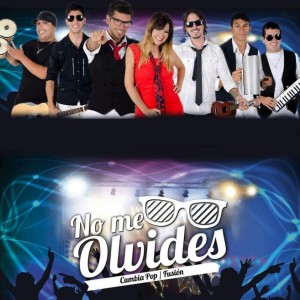NO ME OLVIDES - CUMBIA POP