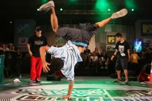 BREACK DANCE